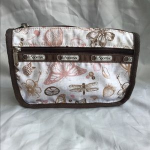 *LIKE NEW* LESPORTSAC Cosmetic Bag